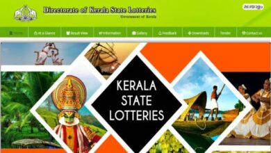 Kerala Lottery Today Result 25.4.2021 1