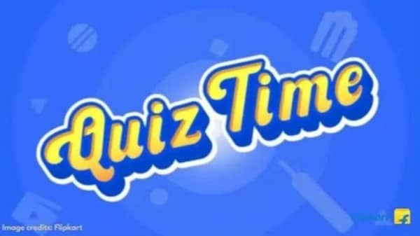 Flipkart Daily Trivia उत्तर आज 5 मई 2021 | Flipkart Daily Trivia Answers Today 5 May 2021 - NewsWebEra